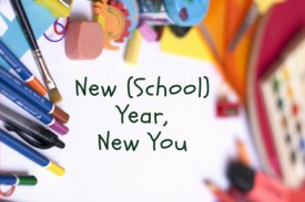 Great resolutions whether you're going back to school or not