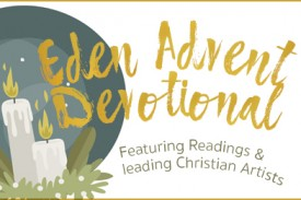 Every day this Advent we will be sharing reflections from Christian authors. Today's is by Andy Robb.
