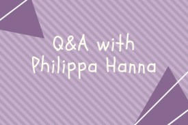Musician, Philippa Hanna introduces her new book, Amazing You
