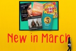 New Christian books and music in March 2019