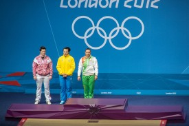 Olympic Athletes Hailed as Role Models