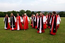 Synod Vote 'No' on Women Bishops
