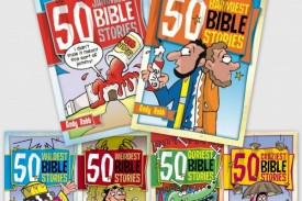 Why We Love the 50 Bible Stories Series