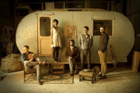 Rend Collective push for homemade creativity