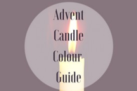 What Colour Advent Candles Should I Buy?