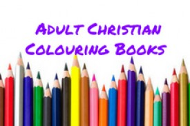 The best Christian colouring books for adults