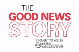 Before you listen to Good News, watch this animated video by Rend Collective about why the Gospel is Good News