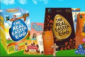 Fairtrade Easter Eggs 2018