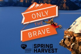 For resources from the speakers at this year's festival, as well as all the official resources for Only the Brave, head on over to our Spring Harvest 2018 department