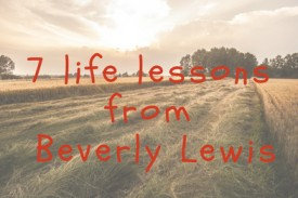 Pearls of wisdom from the queen of Amish Fiction