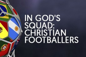 It's 2018, World Cup fever is at it's peak, and we take a look at the ways football and faith encounter each other.