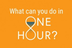 What Can You Do In One Hour?