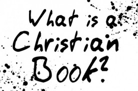 What is a Christian book?