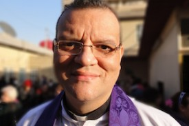 Faith Under Fire: Vicar of Baghdad