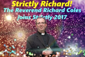 Reverend Coles Confirmed For Strictly Come Dancing