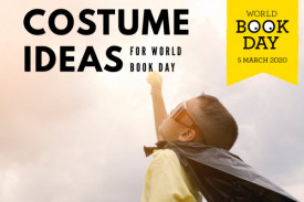 Get Ready for World Book Day 2019