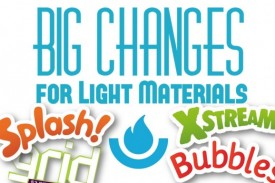 Big Changes for Light Materials