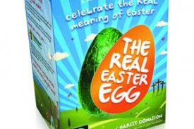 Telling the Easter story with chocolate