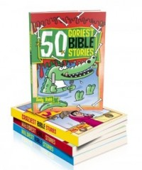50 Bible Stories Series Value Pack