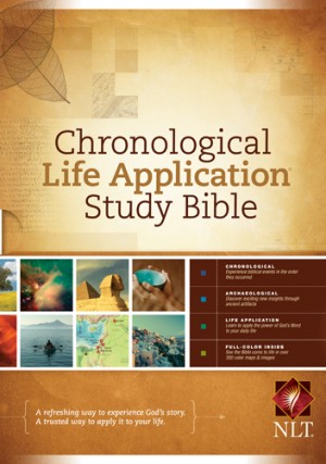 NLT Chronological Study Bible