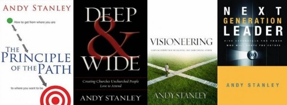 Andy Stanley Books available at Eden.co.uk