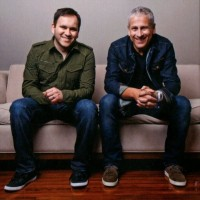 Louie Giglio and Matt Redman