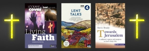Cover to Cover, Lent Talks, Towards Jerusalem