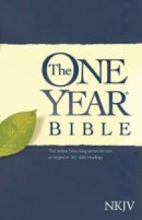NKJV One Year Bible