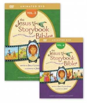 Jesus Storybook Bible Vol 3 and 4