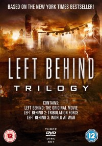 Left Behind DVD Sleeve