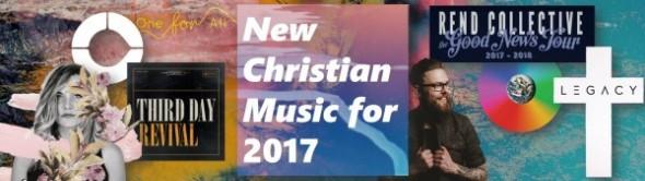 New Christian Music banner