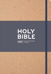 NIV Larger Print Textured Journalling Bible