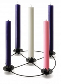 week 1 purple the candle of hope this candle reminds us that god keeps his promises he promised a savior and he sent one
