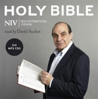 NIV Audio Bible on MP3 CD by David Suchet
