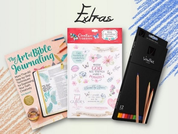 Bible Journaling Extras