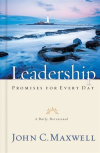 Leadership promises for everyday