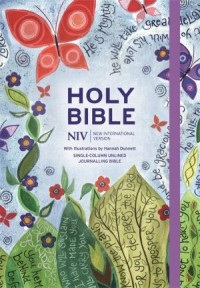 NIV Journaling Bible Illustrated by Hannah Du