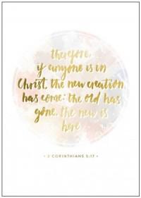 New Creation Print