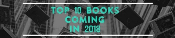 Top 10 Books for 2018