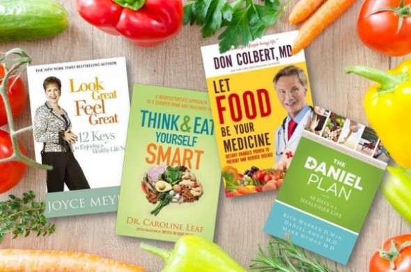 Christian Diet and Health books