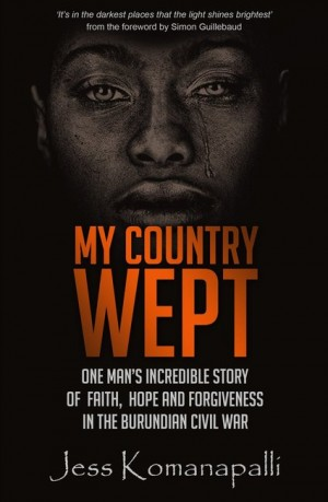 My Country Wept by Jessica Komanapalli