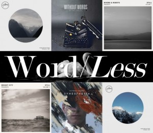 Word/Less albums