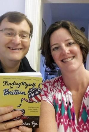 Finding Myself in Britain - Amy Boucher Pye