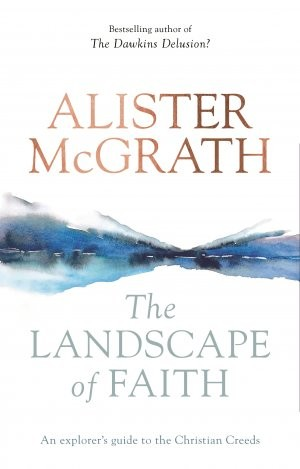 The Landscape of Faith, Alister McGrath