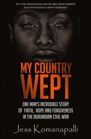 My Country Wept, Jessica Komanapalli