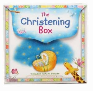 The Christening Box, baptism gift ideas