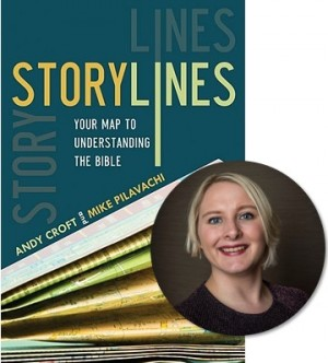 Storylines by Andy Croft; Mike Pilavachi