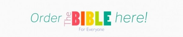 Order the Bible for Everyone here
