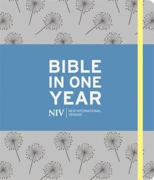 NIV Journalling Bible In One Year