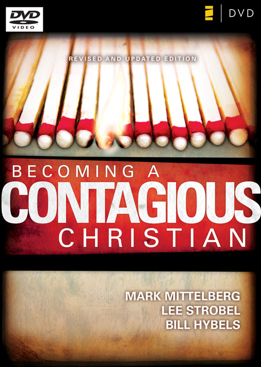 Becoming A Contagious Christian DVD | Free Delivery @ Eden ...